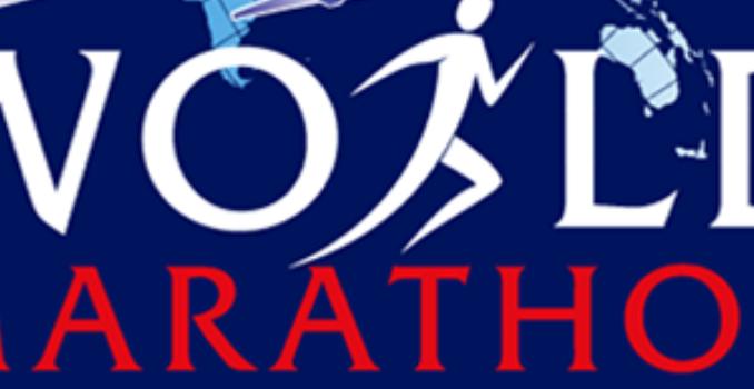 Calendario Maratone Europa 2020.7 Maratonas Em 7 Dias Em 7 Continentes Conheca A World