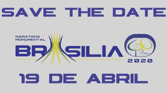 Calendario Maratone Europa 2020.Maratona Monumental De Brasilia 2020 Ja Tem Data 42k Pelo